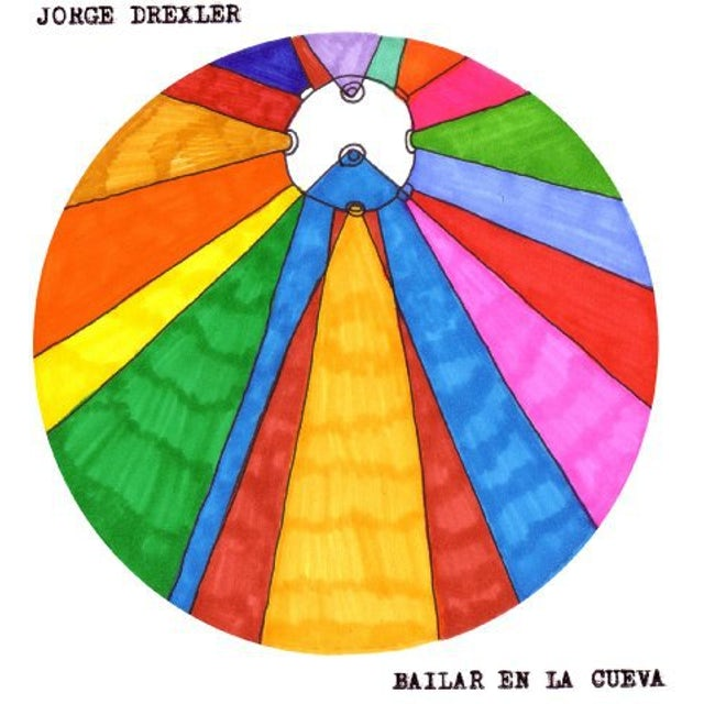 Jorge Drexler BAILAR EN LA CUEVA Vinyl Record
