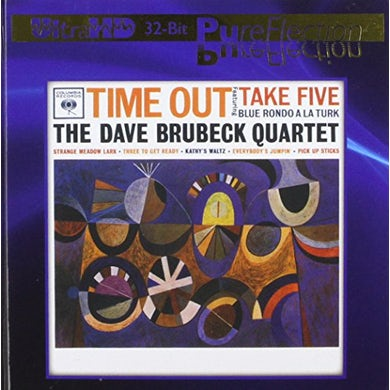 Dave Brubeck TIME OUT (ULTRA-HD/32BIT PUREFLECTION) CD