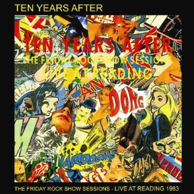 Ten Years After FRIDAY ROCK SHOW SESSIONS: LIVE AT READING '83 CD