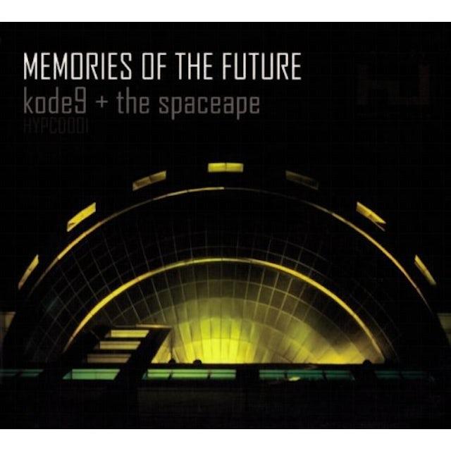 KODE9 & SPACEAPE MEMORIES OF THE FUTURE Vinyl Record