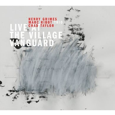 Marc Ribot LIVE AT THE VILLAGE VANGUARD CD