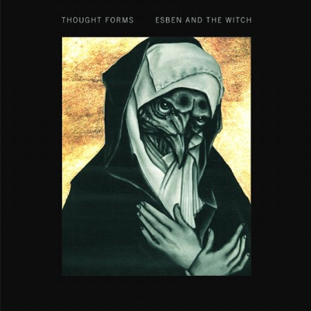 Thought Forms / Ebsen & The Witch SPLIT Vinyl Record