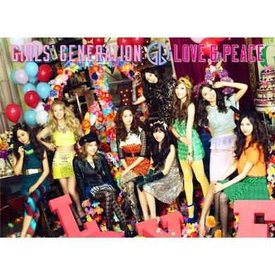 Girls' Generation JAPAN 3RD ALBUM CD - Japan Release