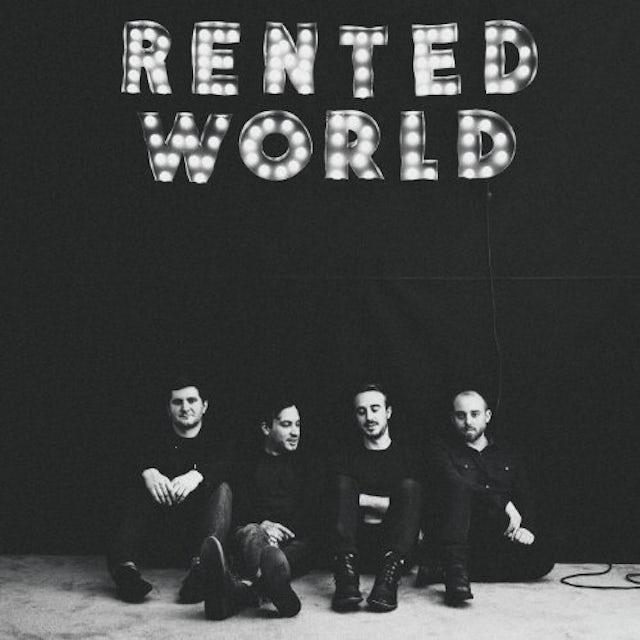 The Menzingers RENTED WORLD Vinyl Record