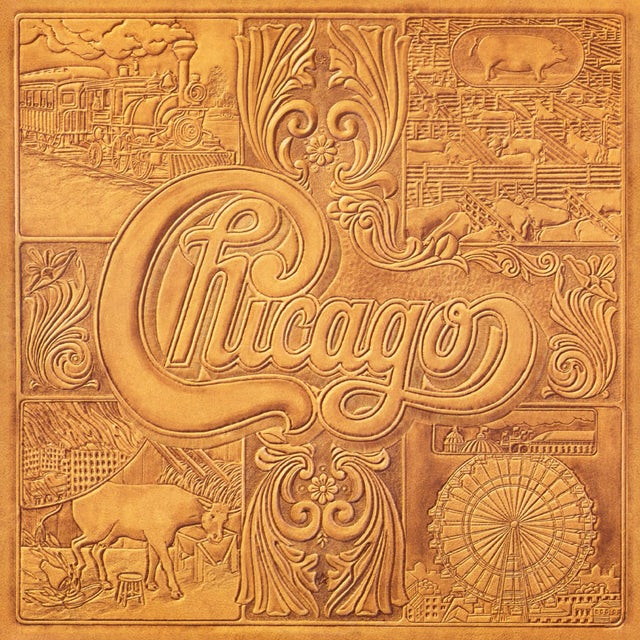 Chicago VII Vinyl Record