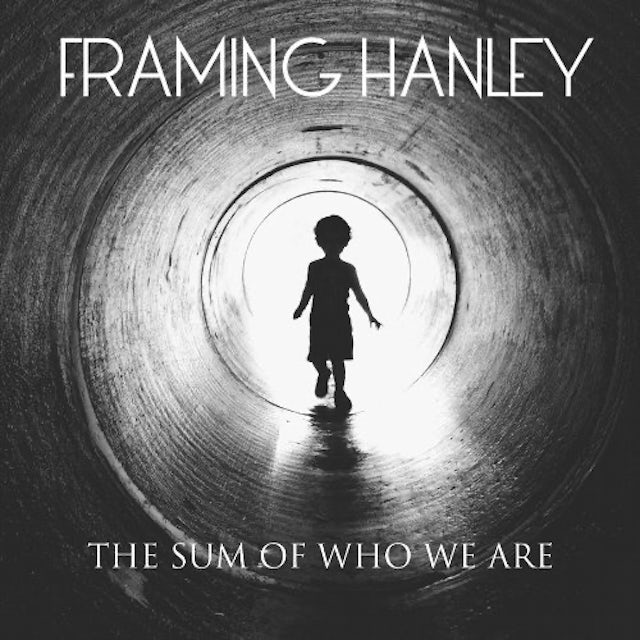 Framing Hanley SUM OF WHO WE ARE Vinyl Record