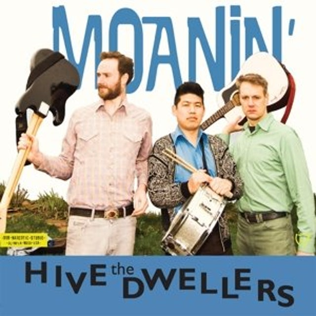 The Hive Dwellers MOANIN CD