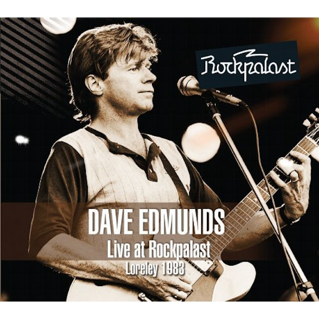 Dave Edmunds LIVE AT ROCKPALAST CD