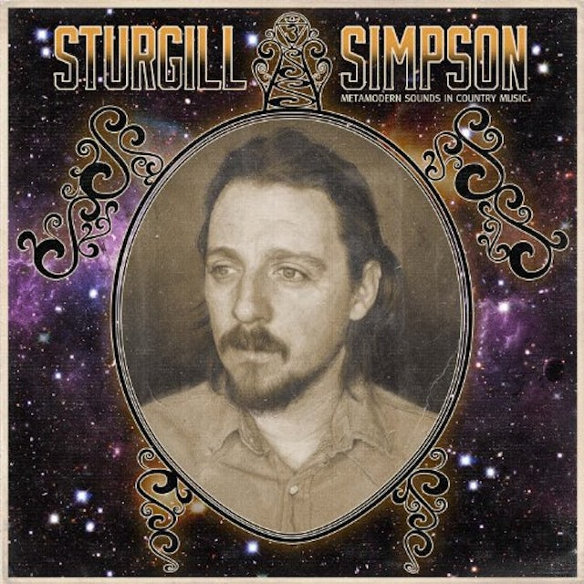 Sturgill Simpson METAMODERN SOUNDS IN COUNTRY M Vinyl Record
