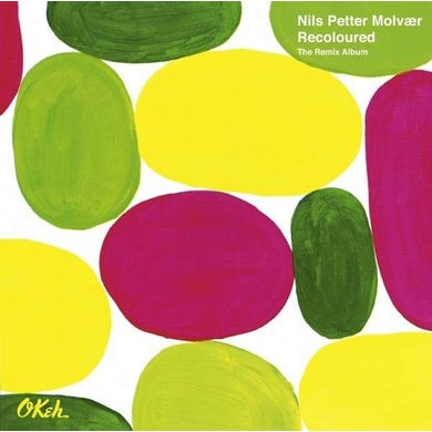 Nils Petter Molvaer RECOLOURED-THE REMIX ALBUM CD