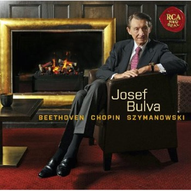Josef Bulva BEETHOVEN & CHOPIN: PIANO SONA CD