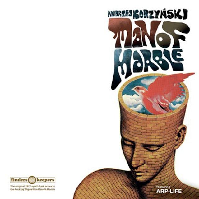 Andrzej Korzynski MAN OF MARBLE Vinyl Record