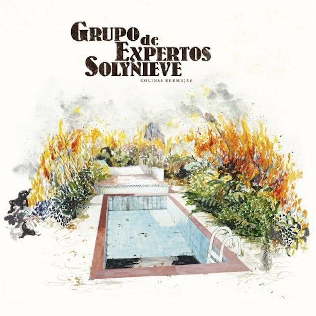 Grupo De Expertos Solynieve COLINAS BERMEJAS Vinyl Record
