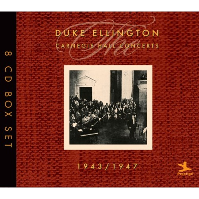 Duke Ellington CARNEGIE HALL CONCERTS: 1943-1947 CD