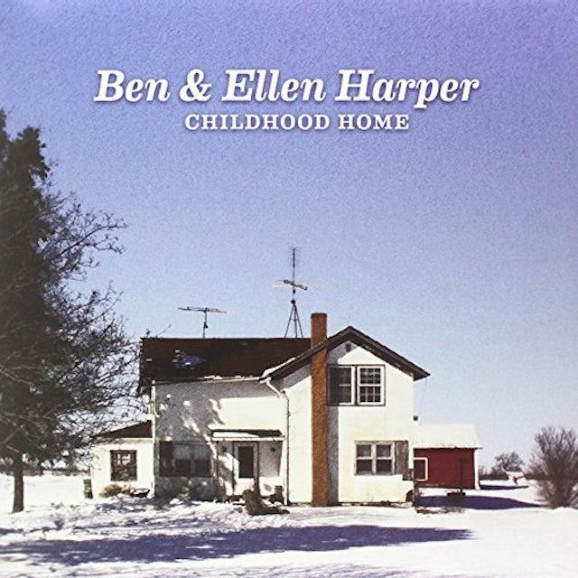 Ben Harper & Ellen Harper CHILDHOOD HOME Vinyl Record