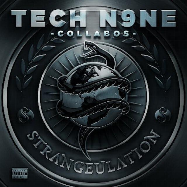 Tech N9Ne Collabos STRANGEULATION Vinyl Record
