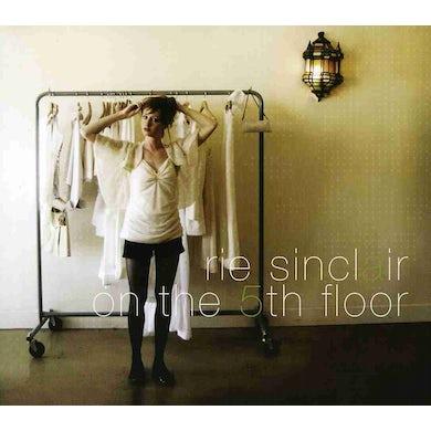 Rie Sinclair ON THE 5TH FLOOR CD