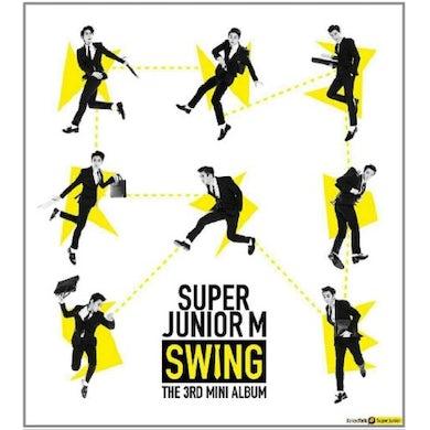Super Junior SWING CD