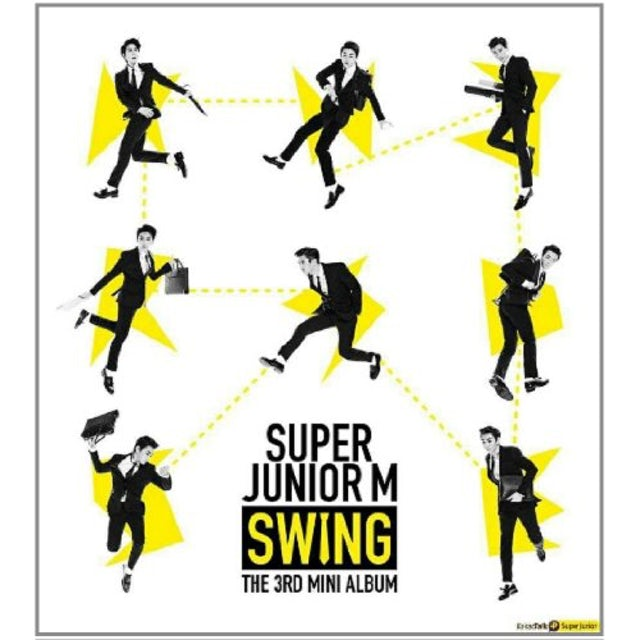 Super Junior SWING CD