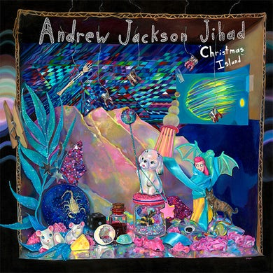 Andrew Jackson Jihad CHRISTMAS ISLAND CD