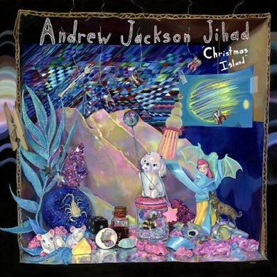 Andrew Jackson Jihad Christmas Island Vinyl Record