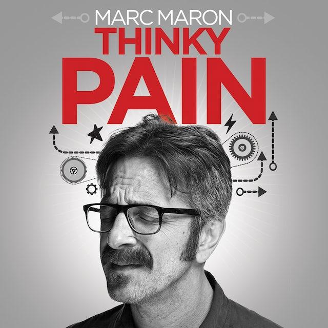 Marc Maron THINKY PAIN Vinyl Record