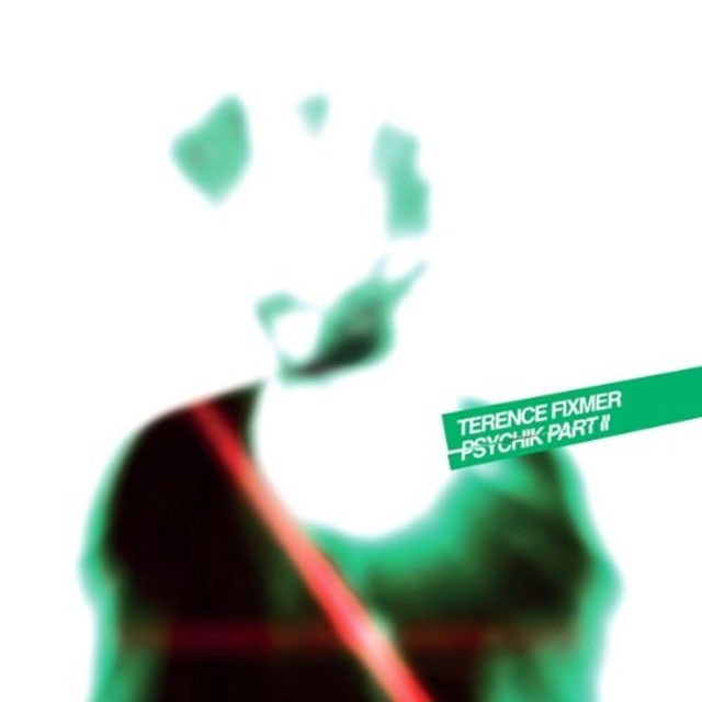 Terence Fixmer PSYCHIK PART II Vinyl Record