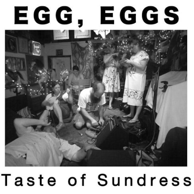 Eggs Eggs TASTE OF SUNDRESS Vinyl Record
