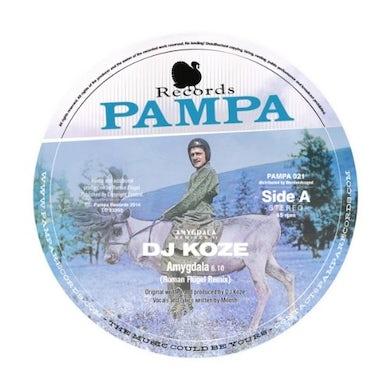 Dj Koze AMYGDALA REMIXES 2 Vinyl Record