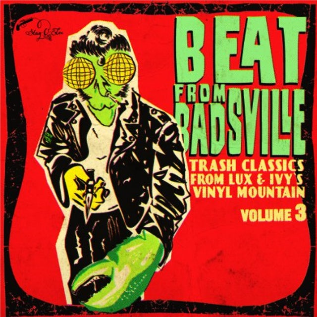 Beat From Badsville Vol 3: Trash Classics / Var Vinyl Record