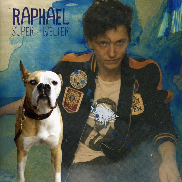 Raphael SUPER WELTER CD
