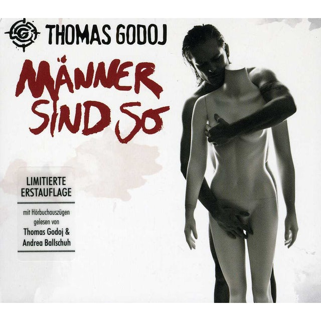 Thomas Godoj M?NNER SIND SO CD