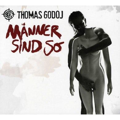 Thomas Godoj MANNER SIND SO CD