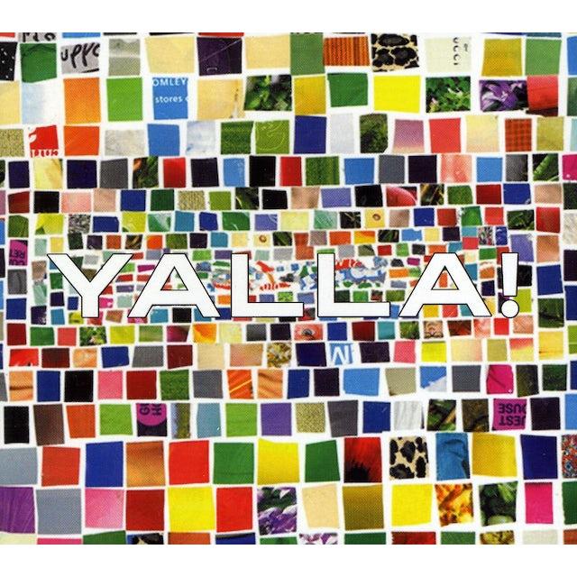 Thomas White YALLA CD