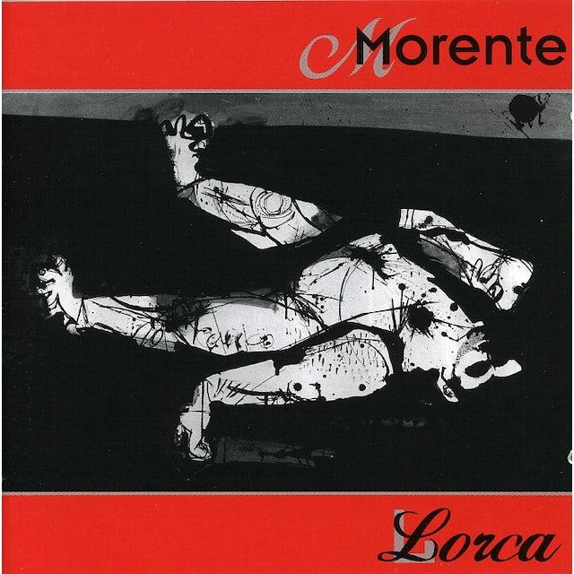 Enrique Morente LORCA CD