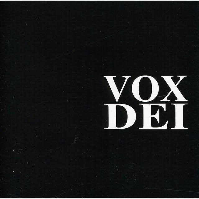 Vox Dei EL REGRESO DE LA LEYENDA CD