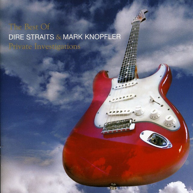 BEST OF DIRE STRAITS & MARK KNOPFLER CD