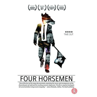 FOUR HORSEMEN DVD