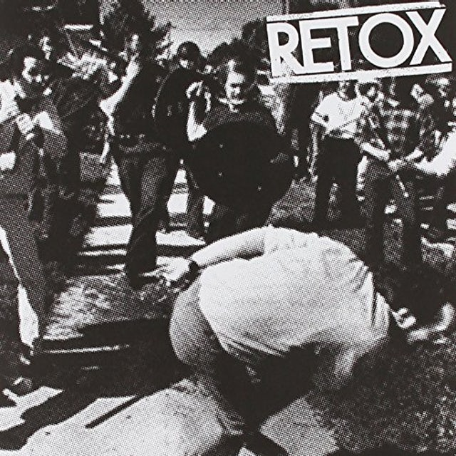 Retox Vinyl Record
