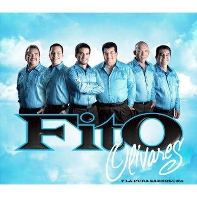 Fito Olivares SABROSURA SIN FRONTERAS CD