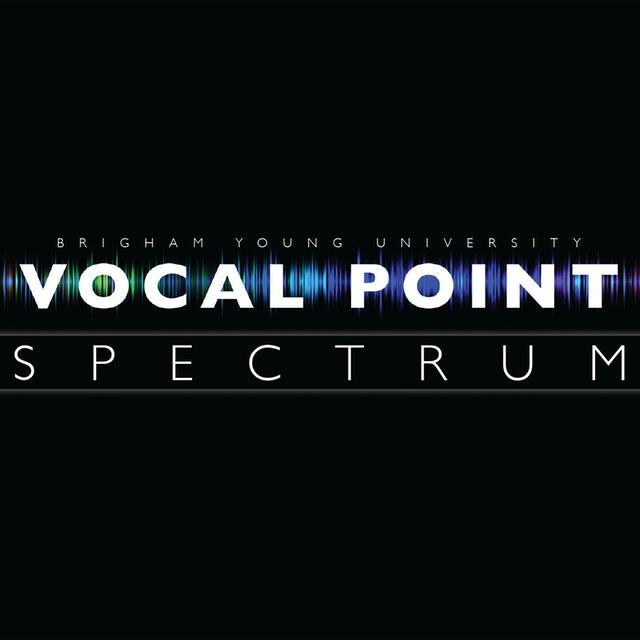 BYU Vocal Point SPECTRUM CD