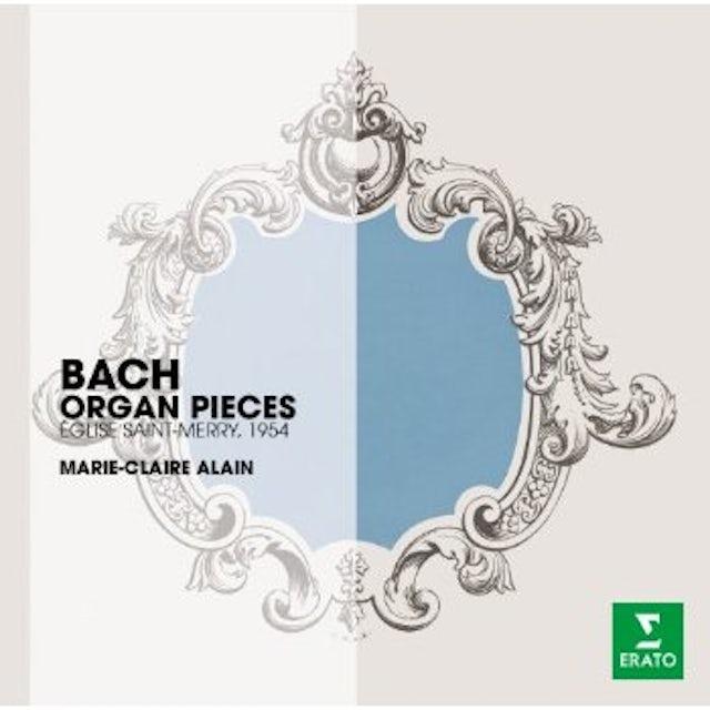 J.S. Bach ERATO STORY - ORGAN PIECES CD