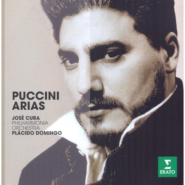 Puccini ERATO STORY - ARIAS CD
