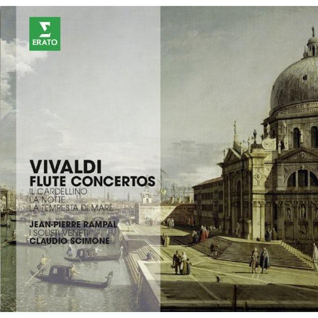 Vivaldi ERATO STORY - FLUTE CONS CD