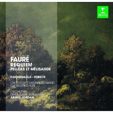 Faure ERATO STORY - PELLEAS ET MELISANDE OP 80 REQUIEM CD