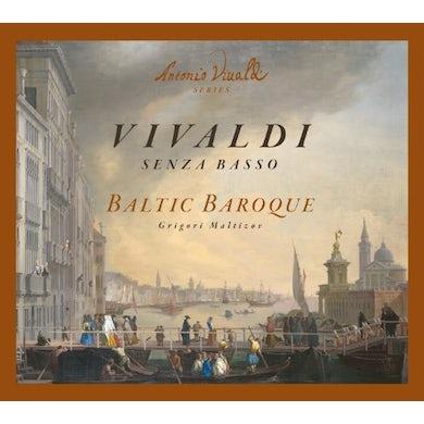 Vivaldi SENZA BASSO CD