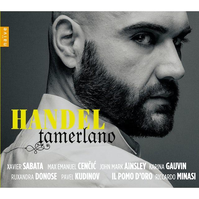 Handel TAMERLANO CD