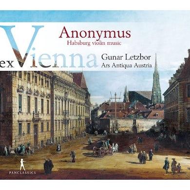 Anonymous HABSBURG VIOLIN MUSIC CD