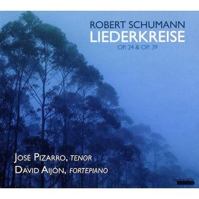 Schumann LIEDERKREISE OP 24 & OP 39 CD
