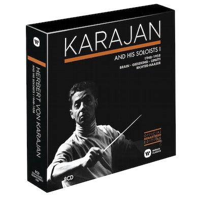 Karajan OFFICIAL REMASTERED EDITION - 1948-1958 CD